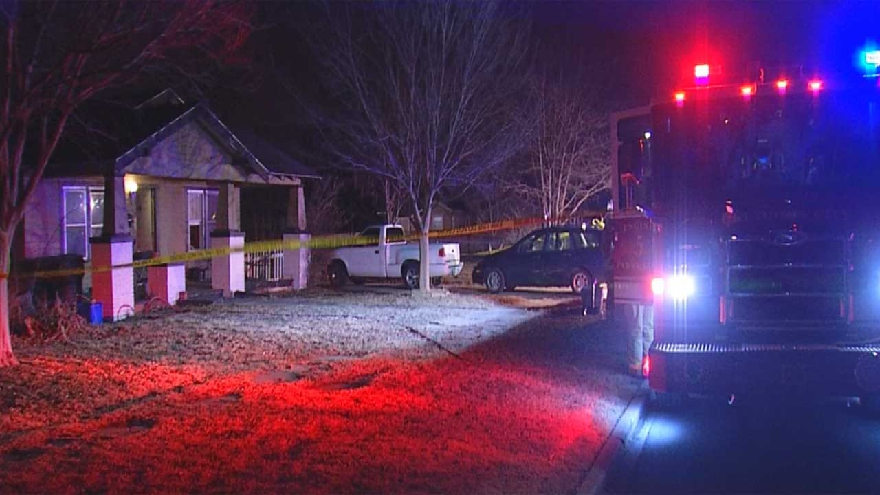 Man Dies After Fire In NW OKC Home