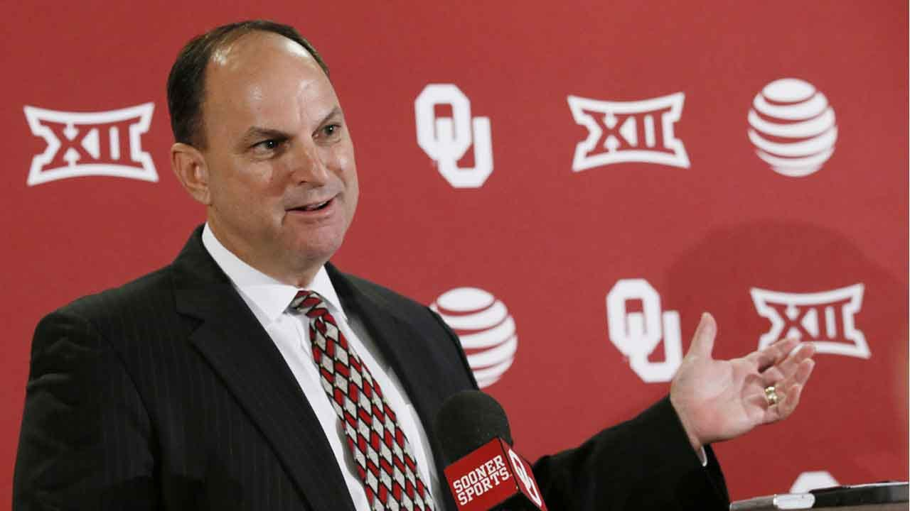 Oklahoma's Joe Castiglione Voted Country's Top AD By Sports Illustrated