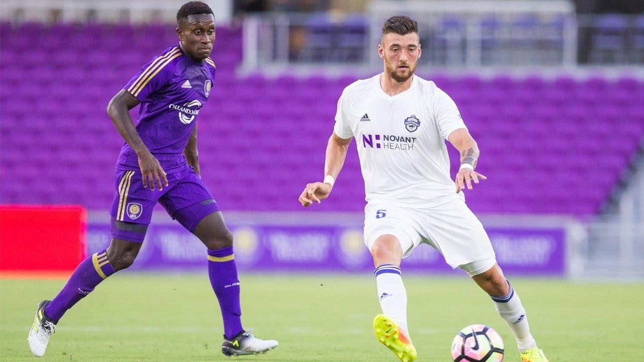 Energy FC Adds Midfielder Callum Ross