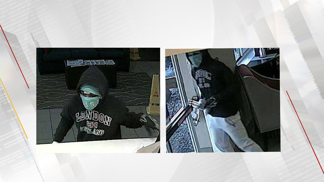 New Suspect Photos Released In String Of Robberies