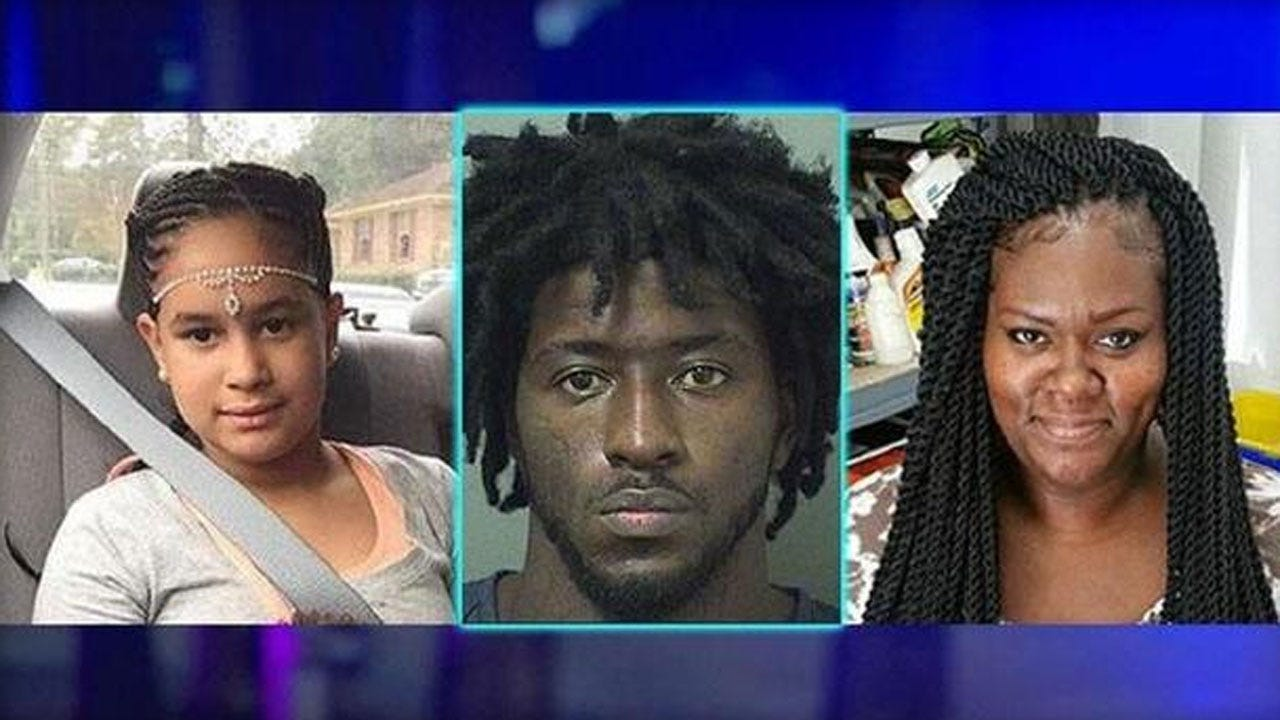Police: Man Kills Woman, Guns Down Her 11-Year-Old Daughter As Girl Flees Home
