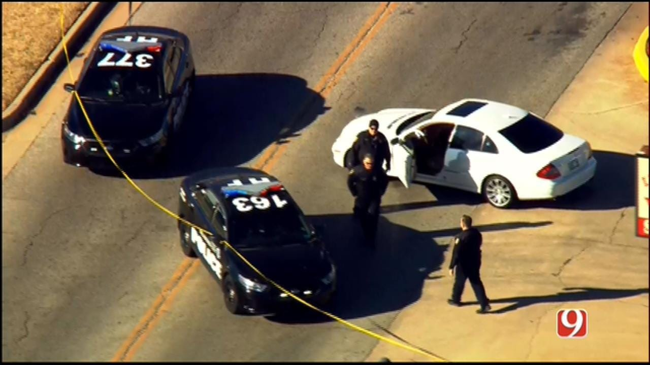Police Respond To Domestic Shooting In NW OKC