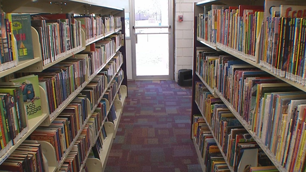 More Americans Went To The Library Than The Movies In 2019