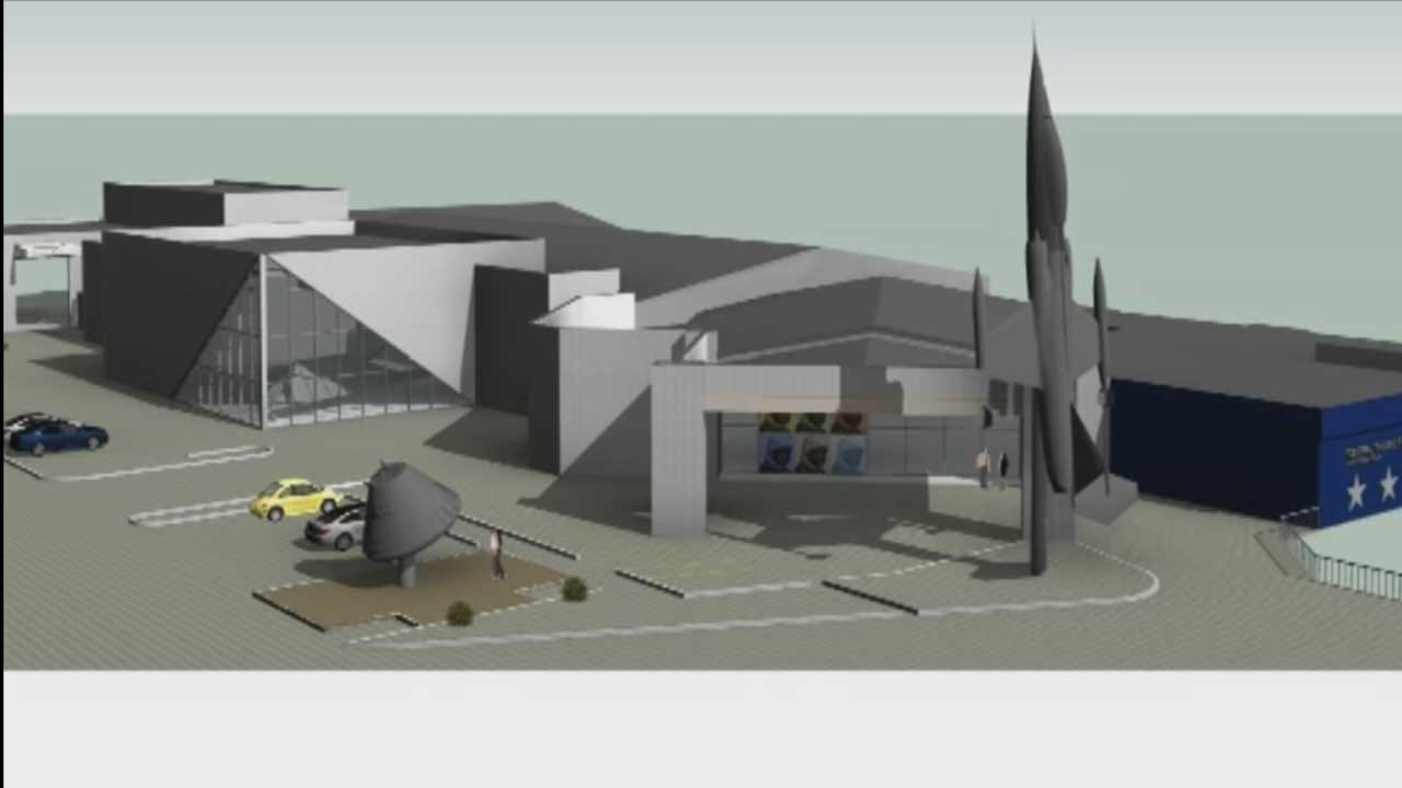 Stafford Air And Space Museum Announces Expansion Honoring Major Milestone
