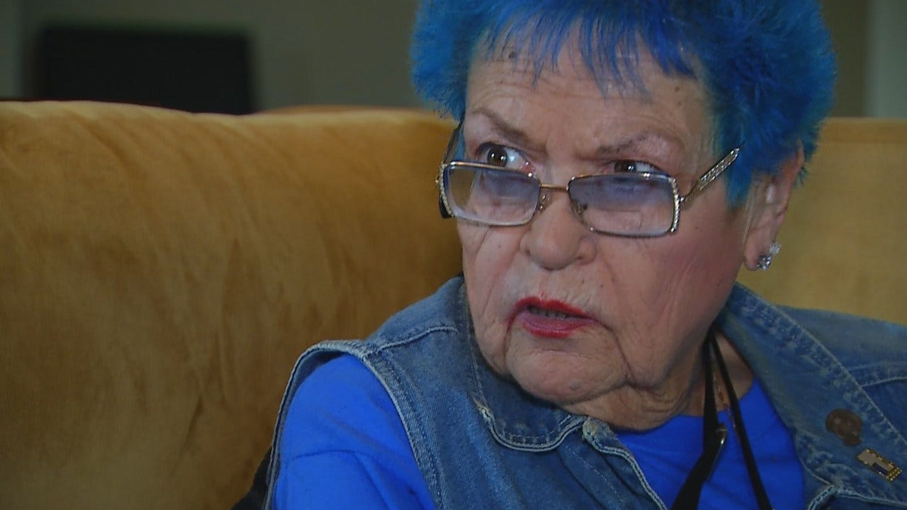 Widow Of POW Receives Extreme Makeover For Newalla Home
