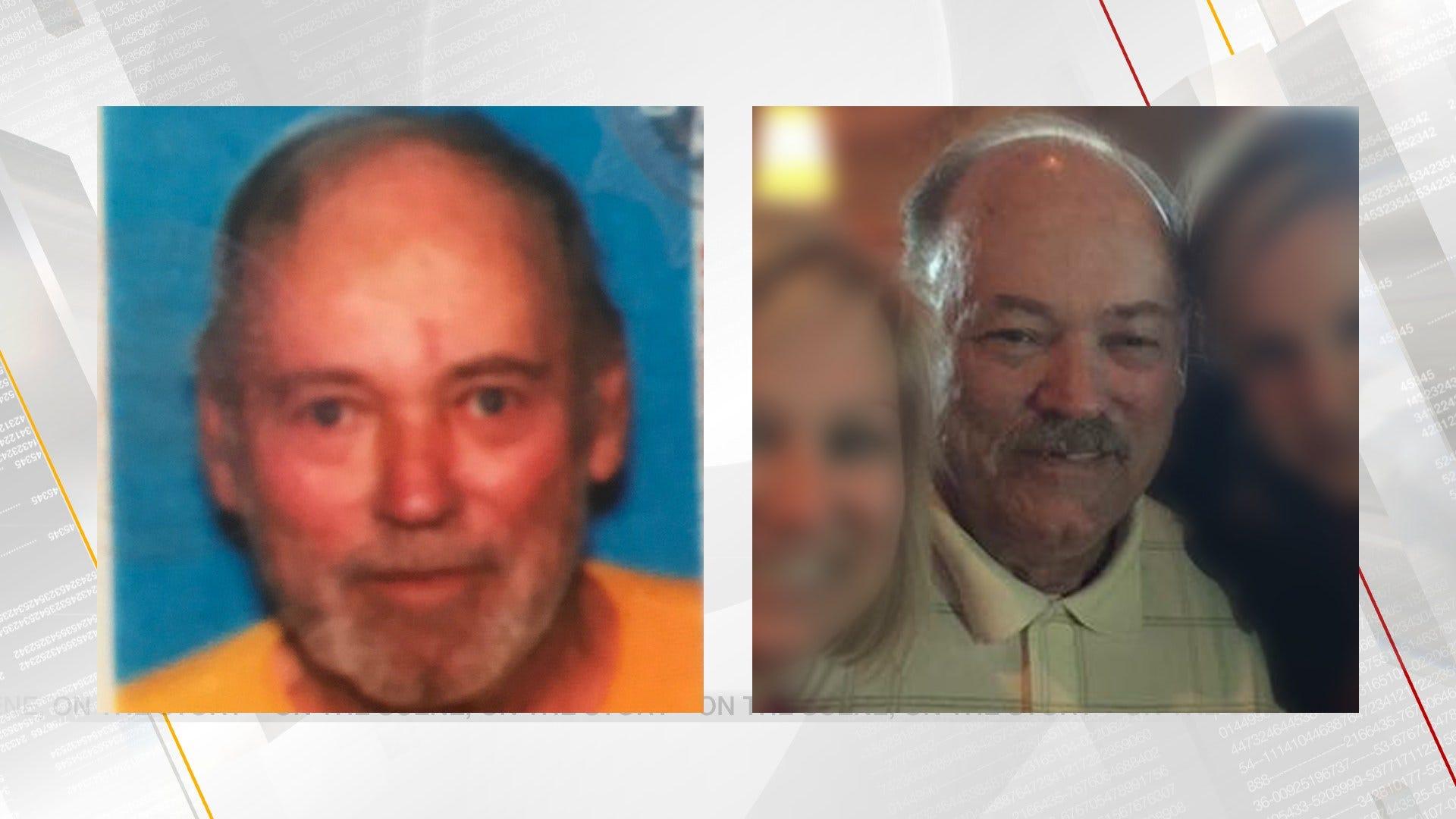 Moore Man Found Safe After Silver Alert