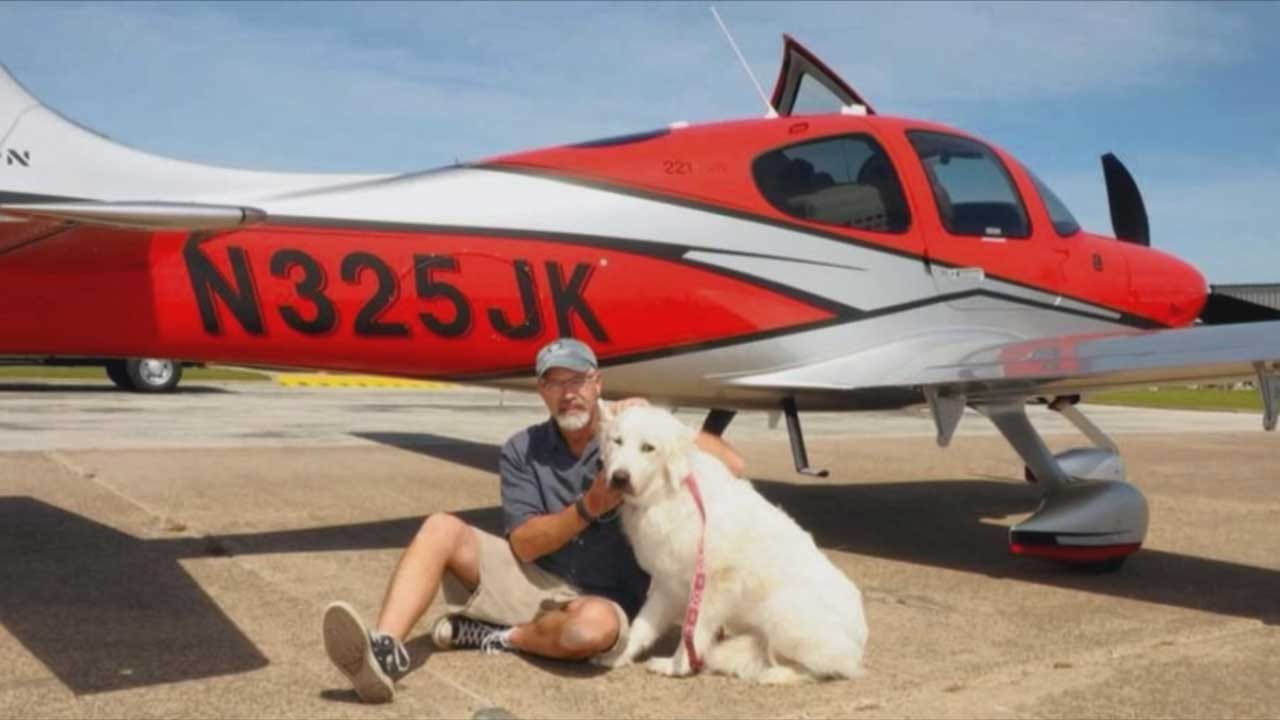Coast Guard Ends Search For Missing OKC Doctor, Plane