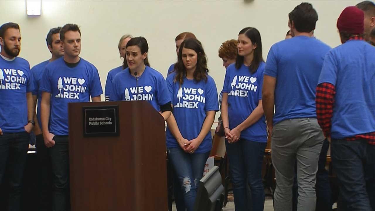 Parents Speak Out On Kirk Humphreys' Charter School Role
