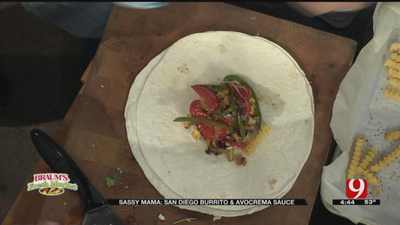 San Diego Burrito