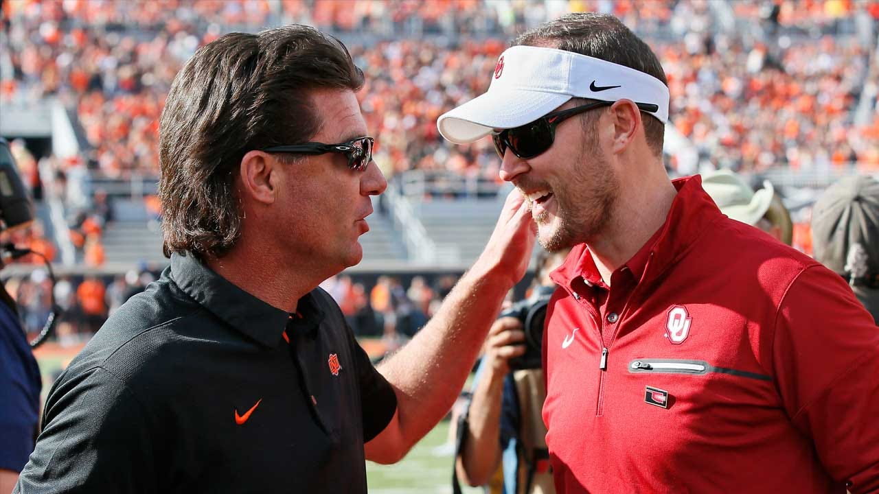 AP Top 25: Oklahoma State Jumps Back Into The Top 25, Oklahoma No. 7