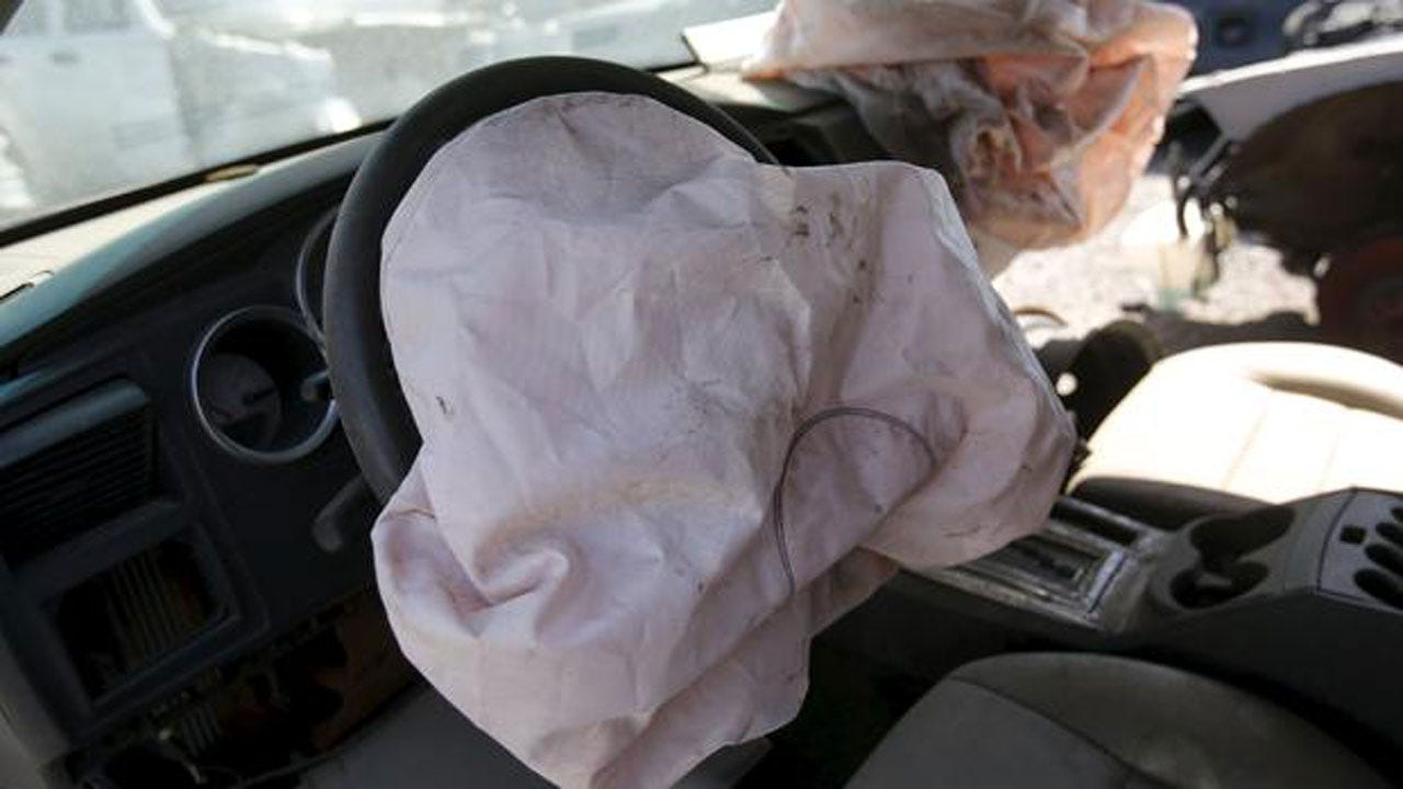 Toyota Recalls Another 600,000 Cars To Replace Defective Takata Air Bags
