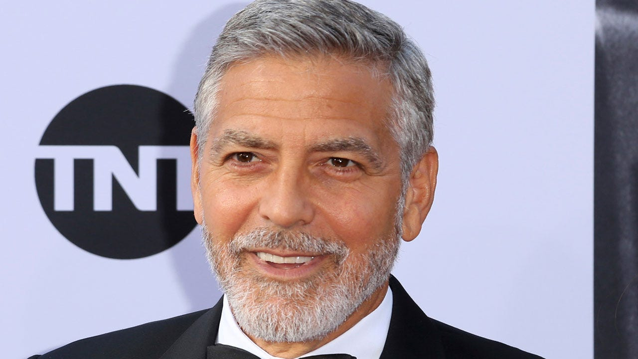George Clooney Injured After Scooter Crash In Italy