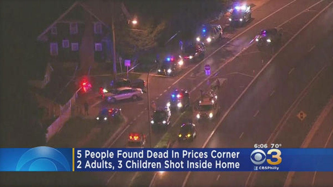 Neighbor: Boy Discovers 3 Kids, 2 Adults Dead In Home