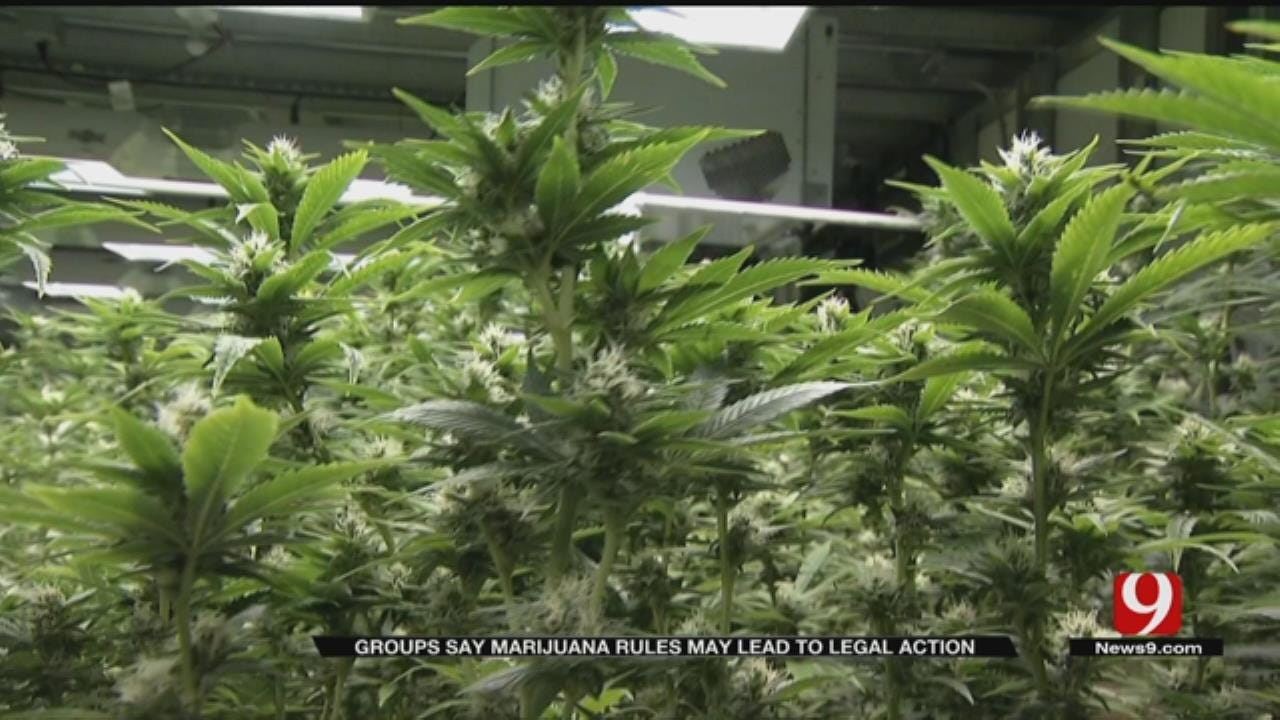 Medical Marijuana Proponents Plan To Fight New Rules In Court