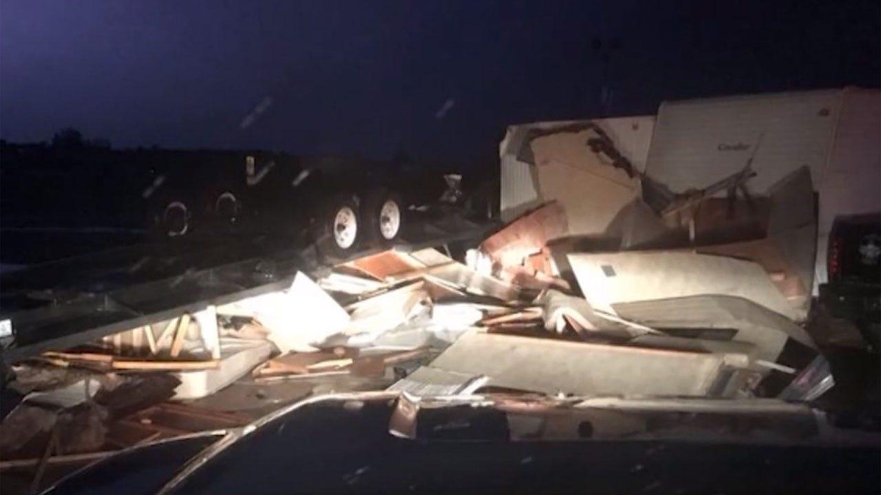 Newborn Baby Killed, Dozens Injured When Tornado Strikes