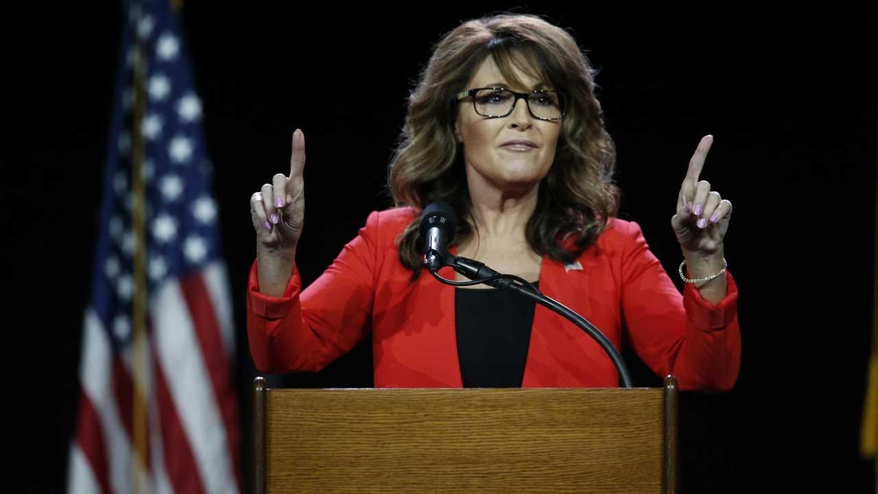 Sarah Palin Says She Was 'Duped' By Sacha Baron Cohen