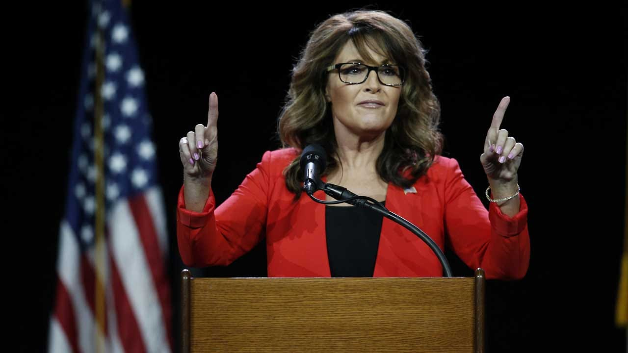 Sarah Palin's Husband Apparently Files For Divorce: 'Impossible To Live Together'