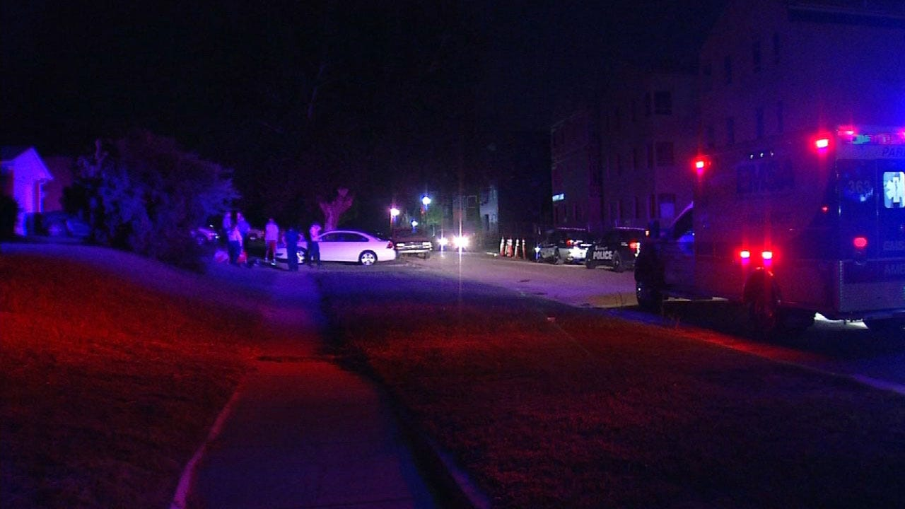Suspect Arrested For Reported Stabbing In NE OKC