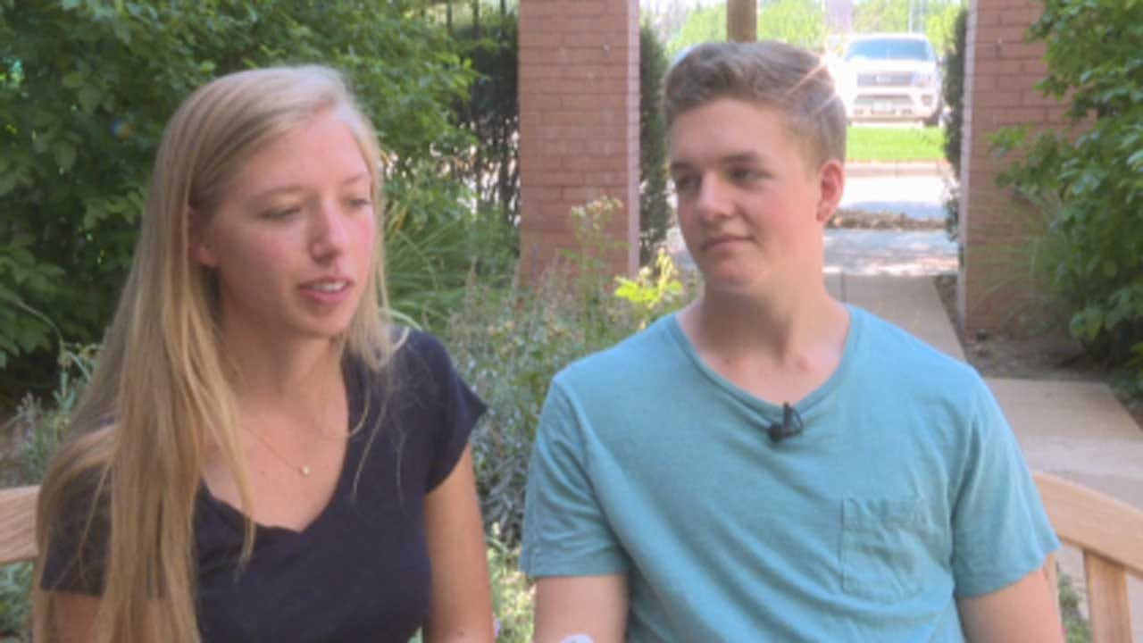 Teen Survives Lightning Strike After Girlfriend Performs CPR