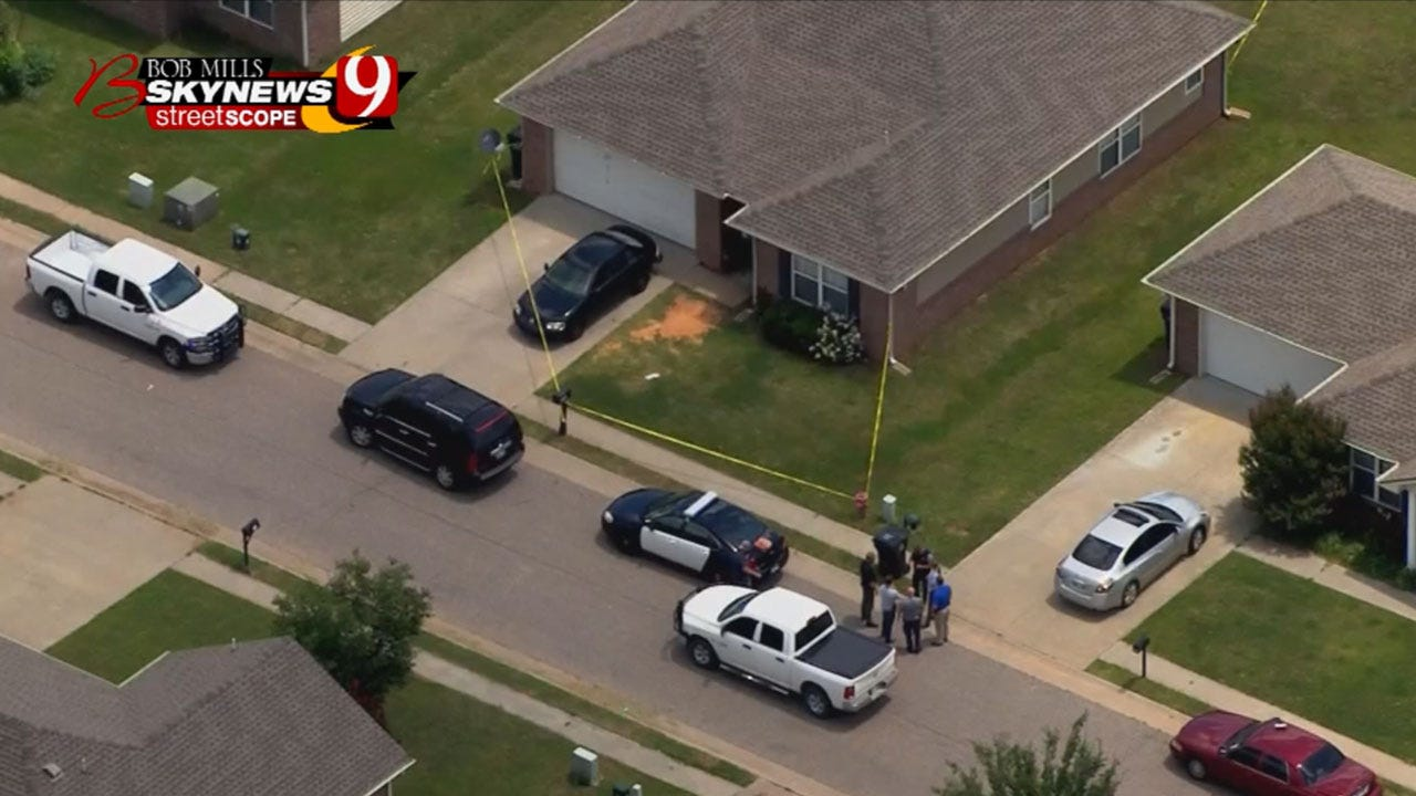 911 Call Released In McLoud Shooting Investigation