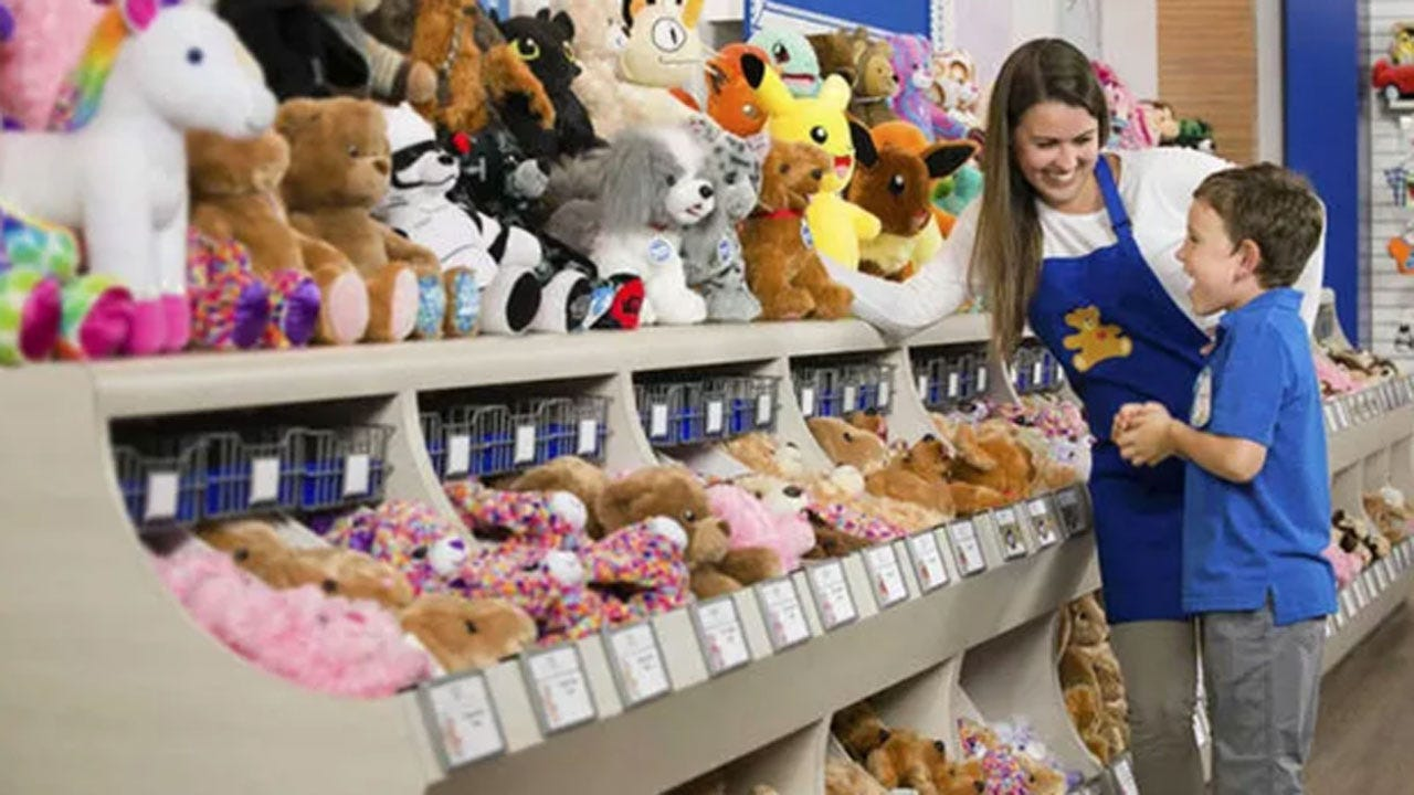 Build-A-Bear Pay Your Age Day Frequently Asked Questions