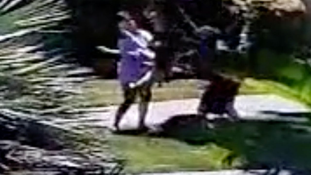 Father Caught On Camera Using Baby As A Weapon, Swinging And Dropping Him