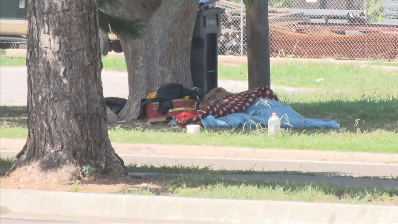 Homeless Survey Shows Overall Decrease, But More Living Outside