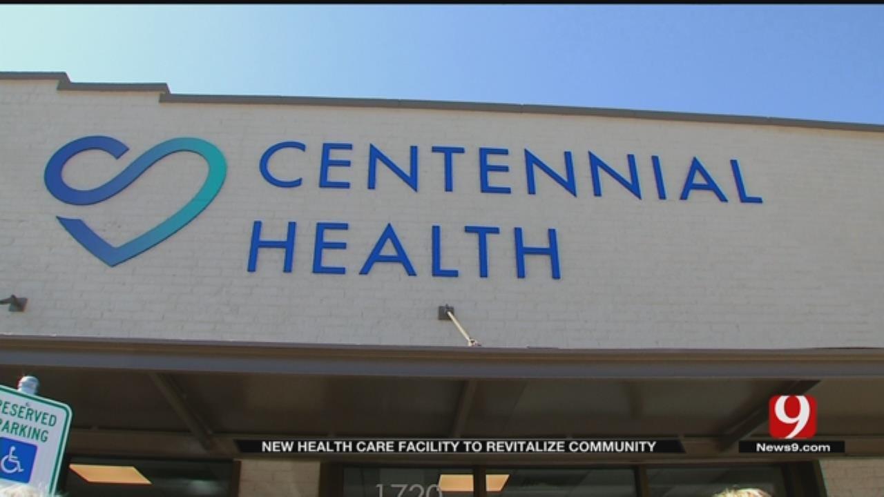 New Metro Health Care Facility To Revitalize Community
