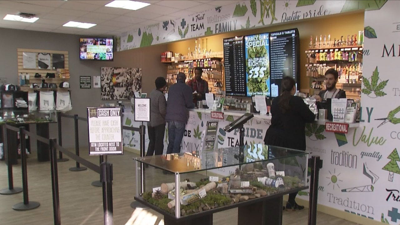 Oklahoma Pharmacists Ready To Take On Role With Medical Marijuana