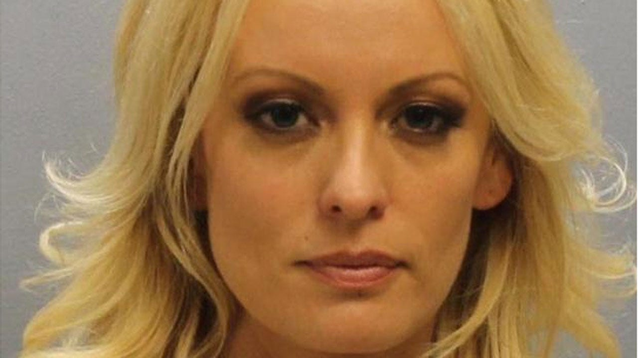 Stormy Daniels Announces She's Releasing A Book About Trump