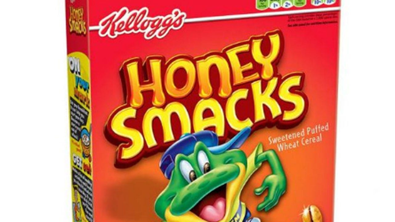 "CDC Warning On Kellogg's Honey Smacks: ""Do Not Eat This Cereal"""