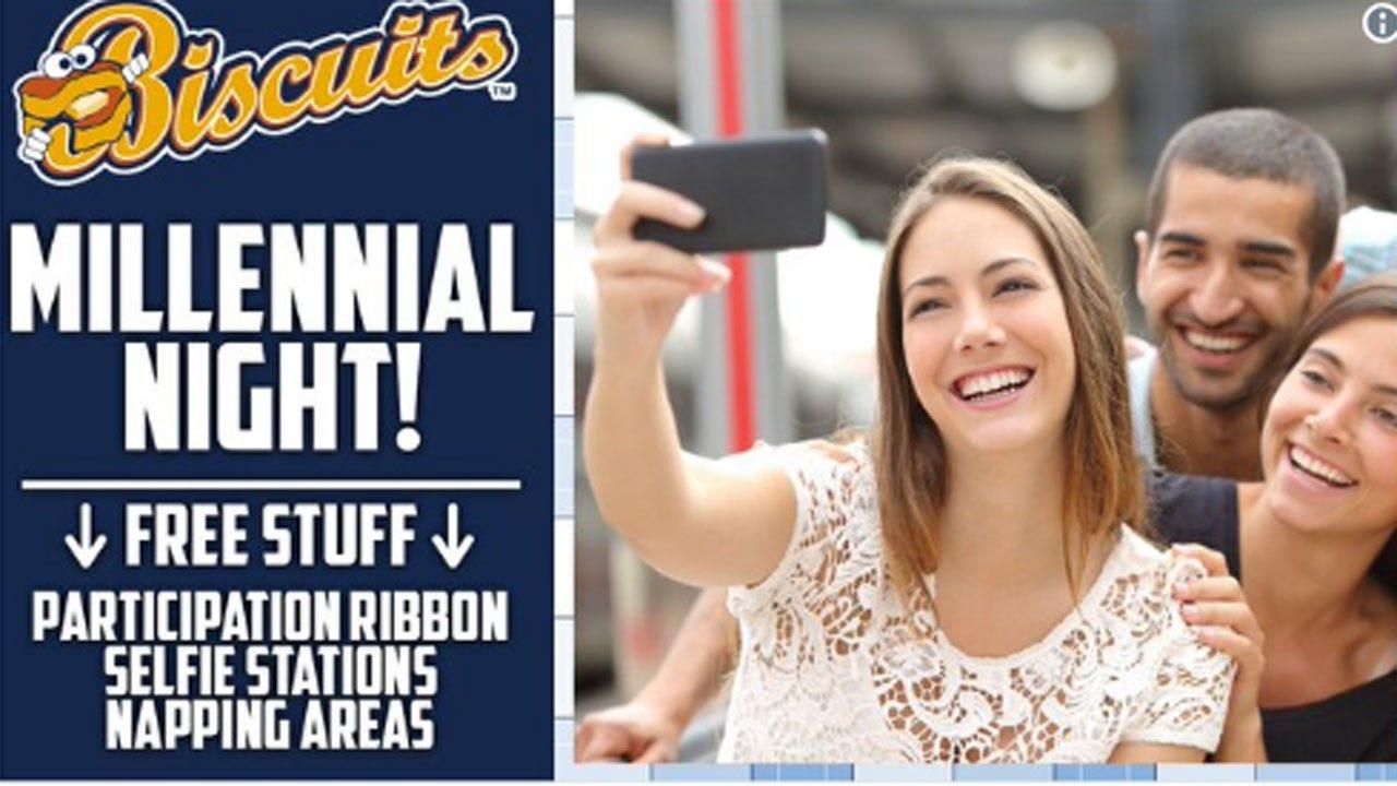 Minor-League Baseball Team Announced 'Millennial Night' Promotion, It Backfired Big Time