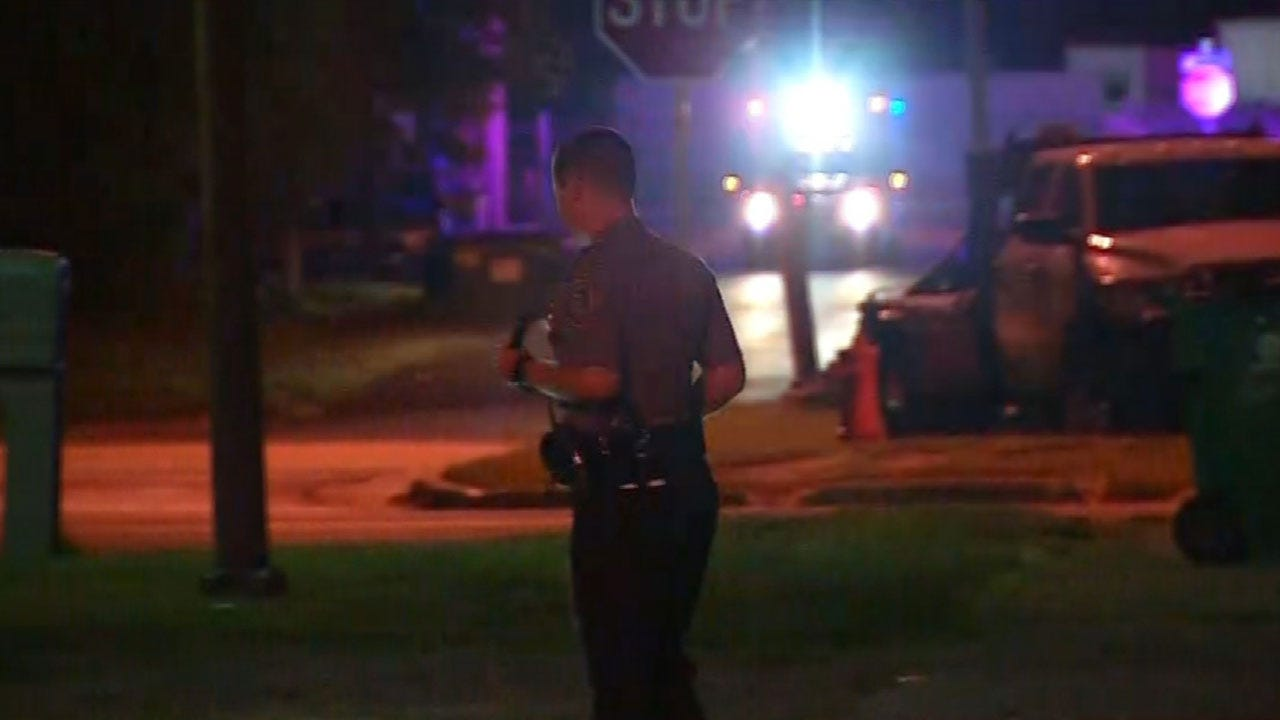 Victim Stabbed With Screwdriver In SW OKC, Police Say