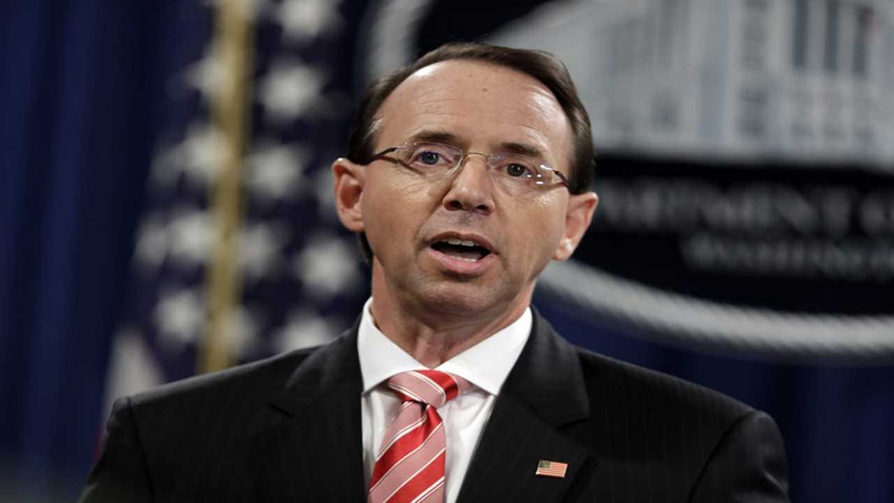 Deputy Attorney General Rod Rosenstein, Who Oversees Mueller Probe, To Leave Justice Department