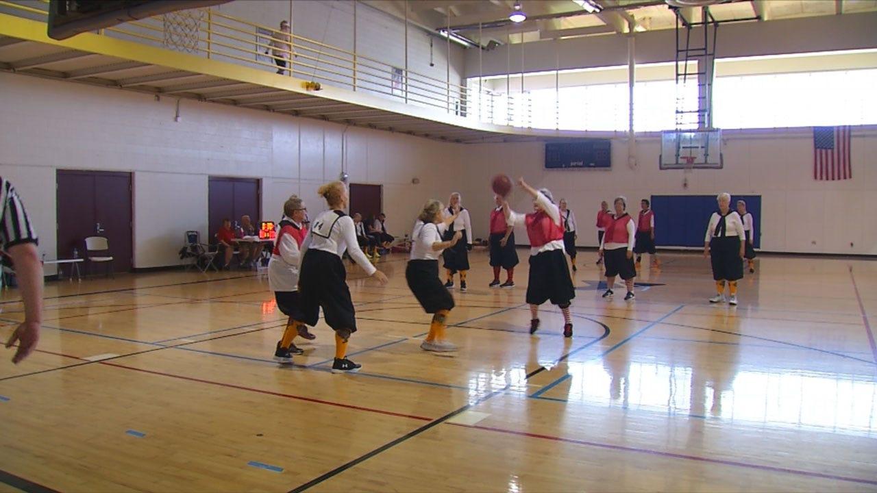 Norman Hosts Granny Basketball National Championship
