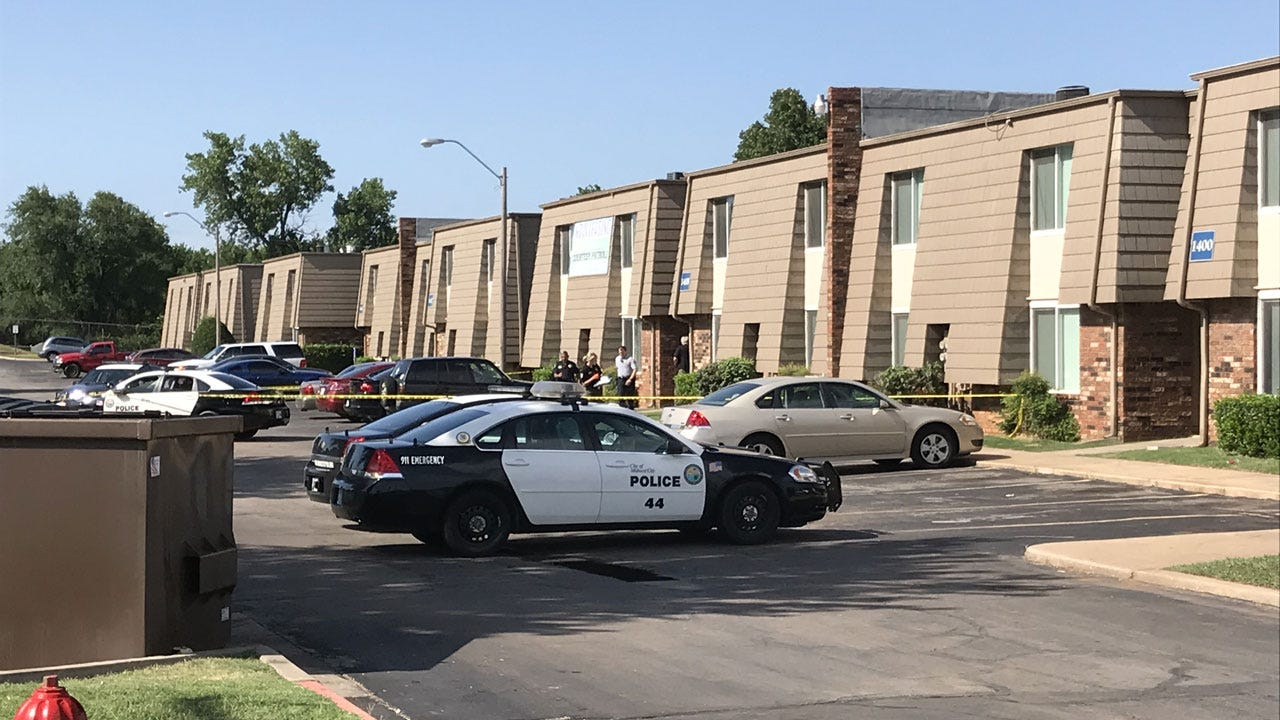 Officials Investigate Midwest City Stabbing