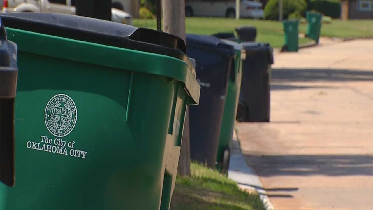 New OKC Recycling Program Sees Growing Pains