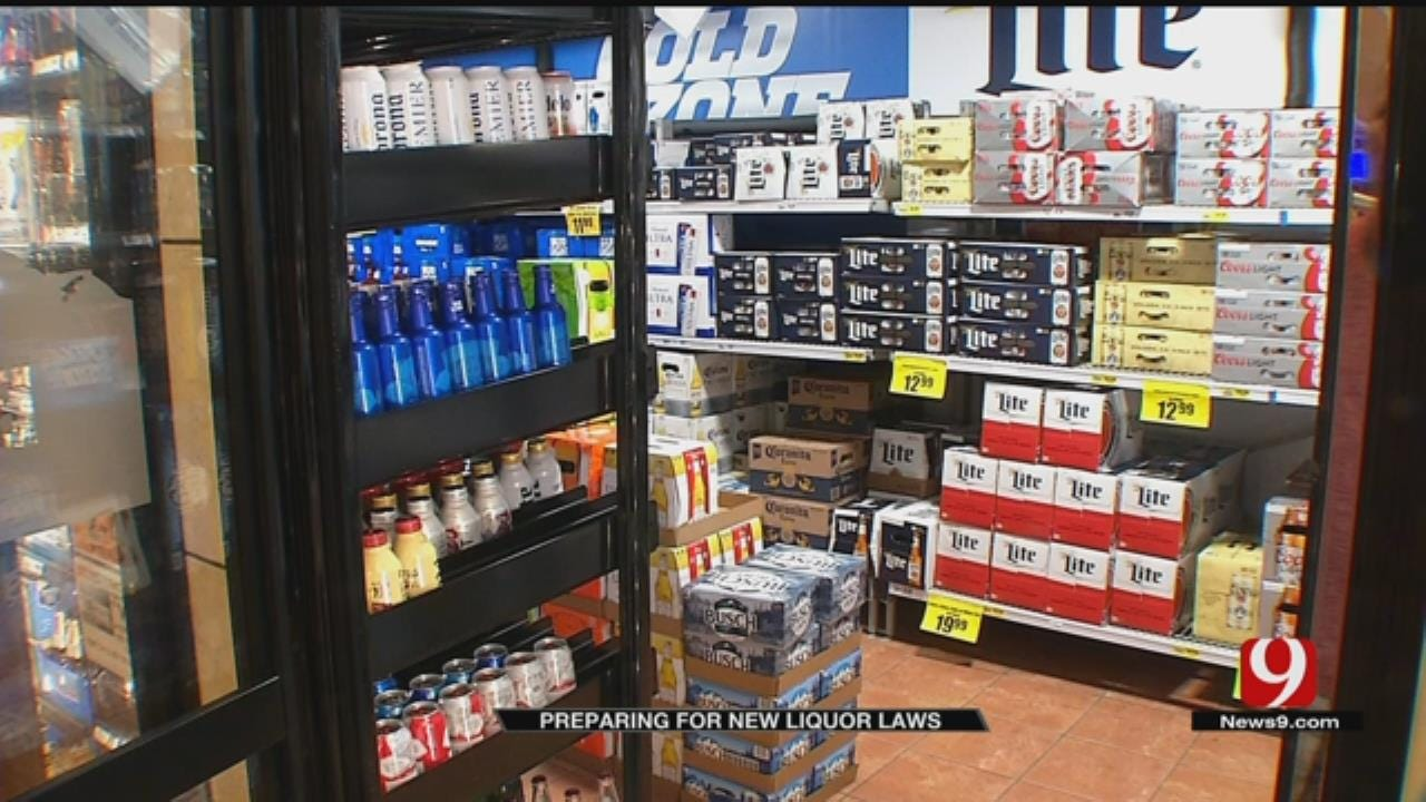 Oklahoma Businesses Experience Hold Up In Preparations For New Liquor Laws