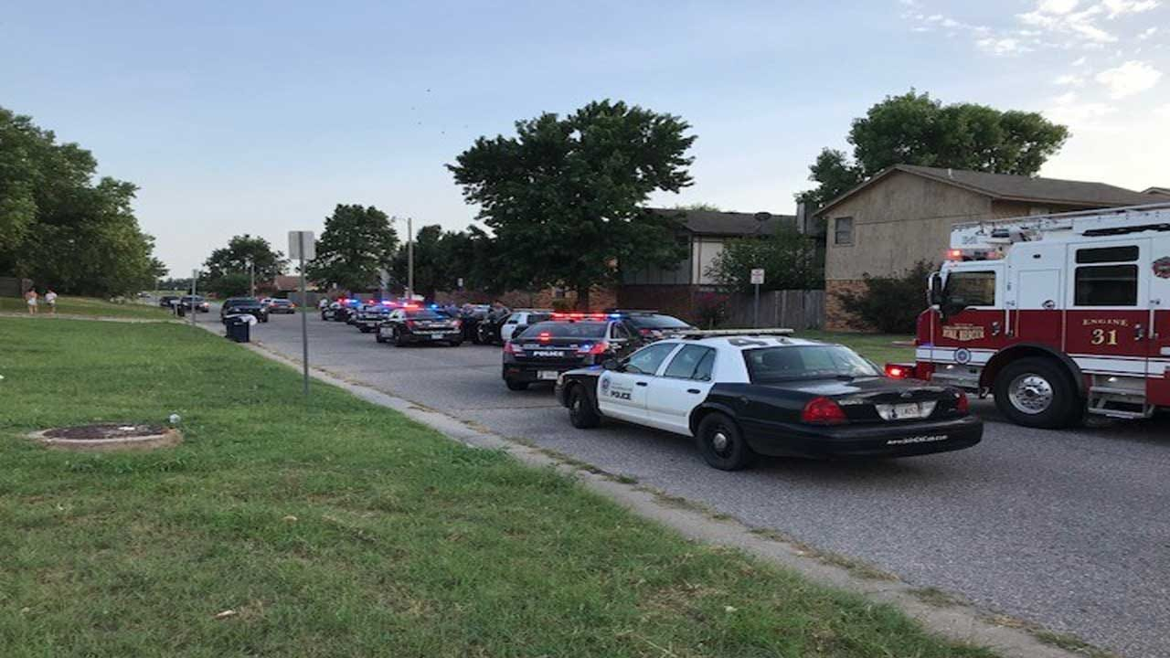 Officers Respond To Reported Shooting In NW OKC