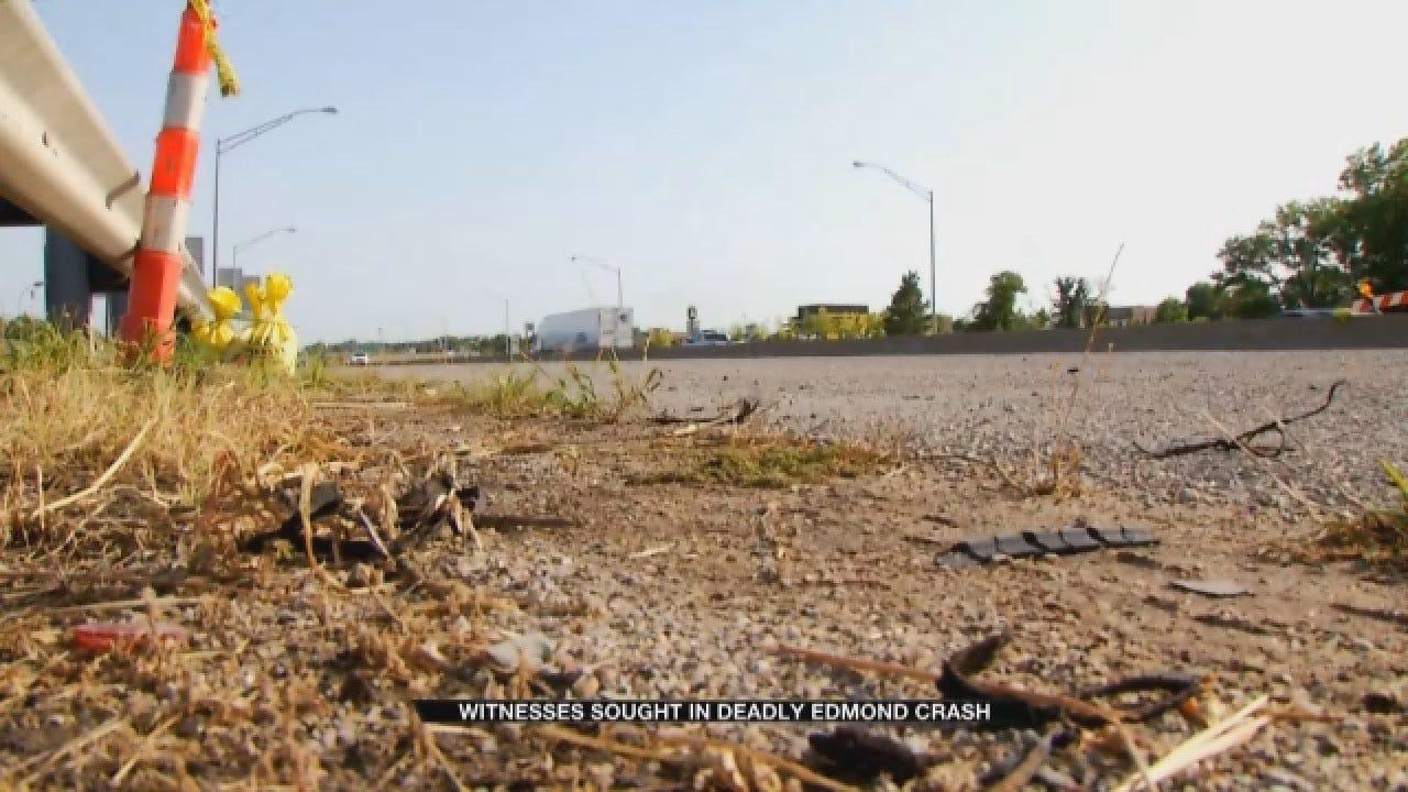 OHP Seeking Witnesses In Fatal Edmond Crash
