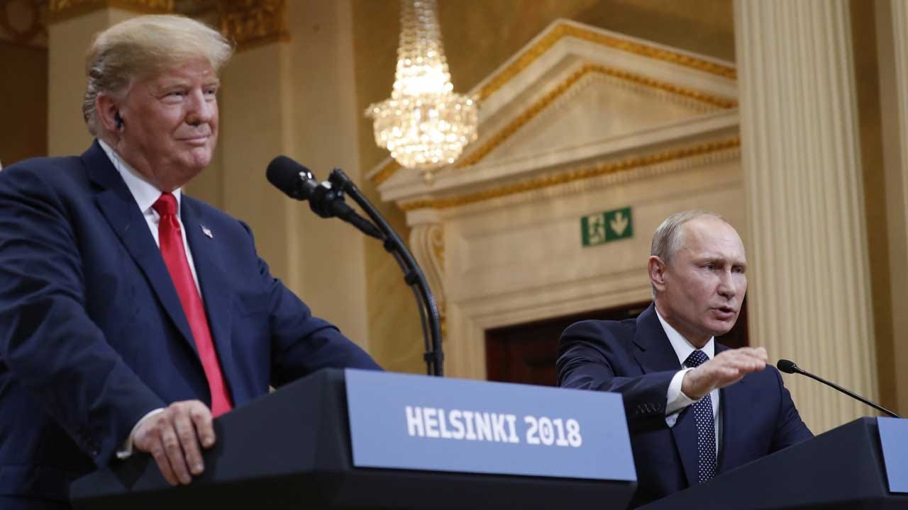 Trump Invites Putin To Visit White House This Fall