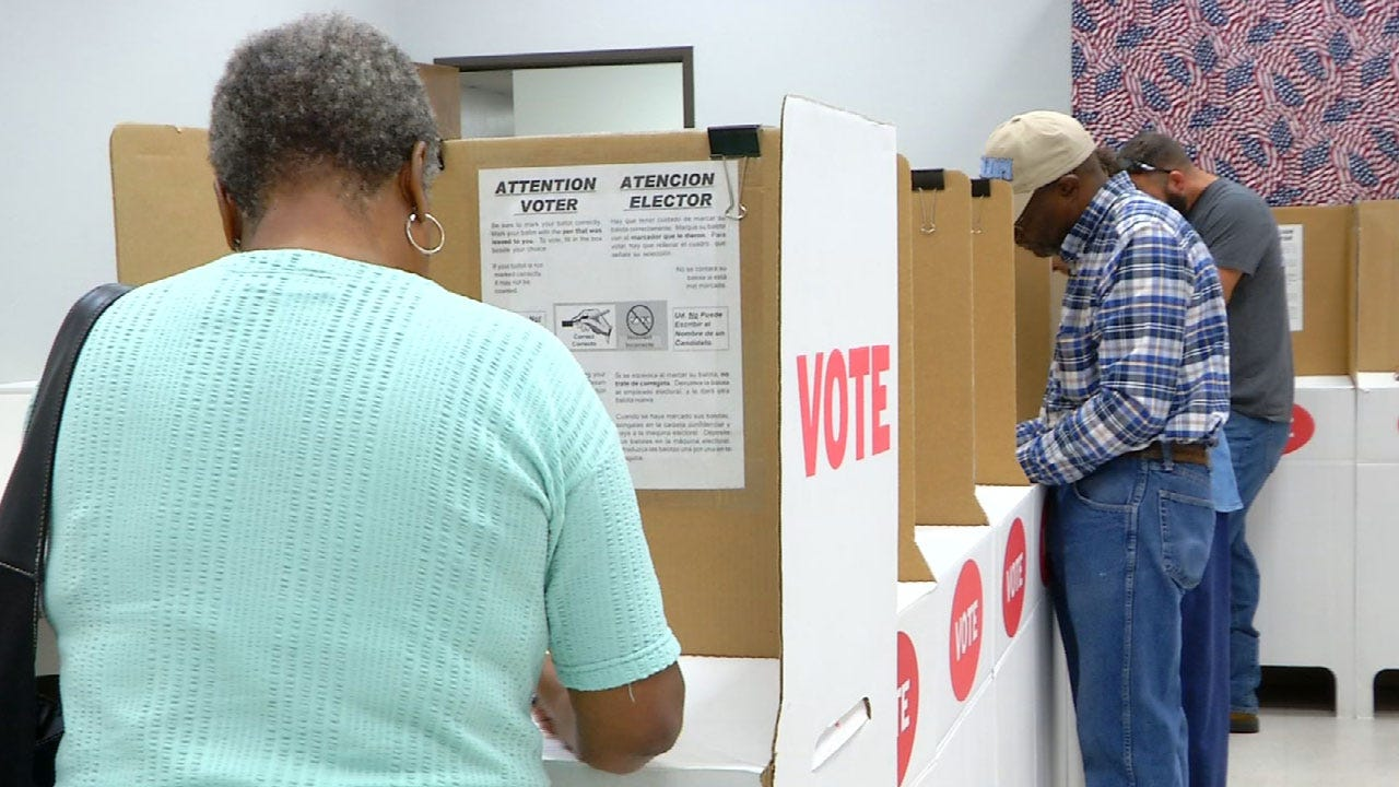 Oklahoma Accepts Federal Election Money, Forgoes Security Scan