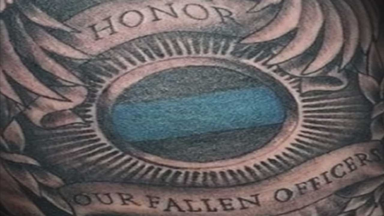 FOP Calls For OCPD To Change Tattoo Policy