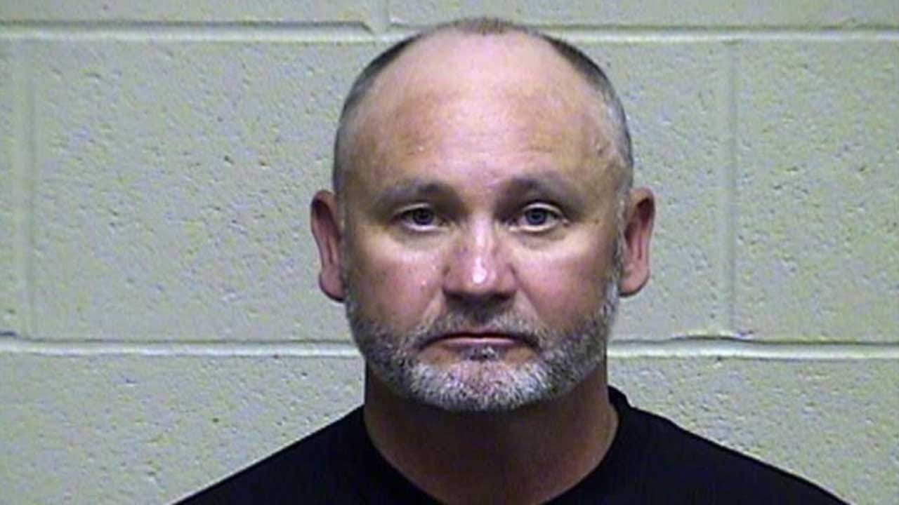 Shawnee Police Officer Accused Of Child Abuse