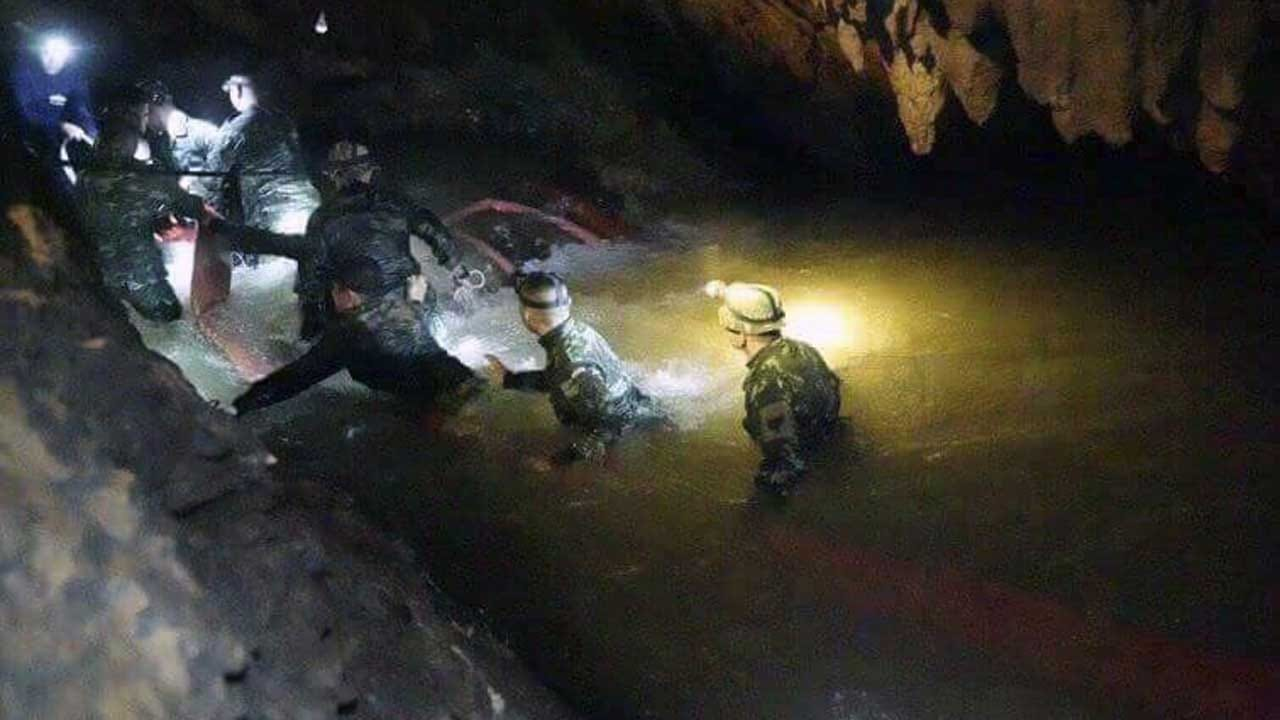 Youngest Thai Cave Survivor's Father Describes How Boys Became Trapped, Coach's Response