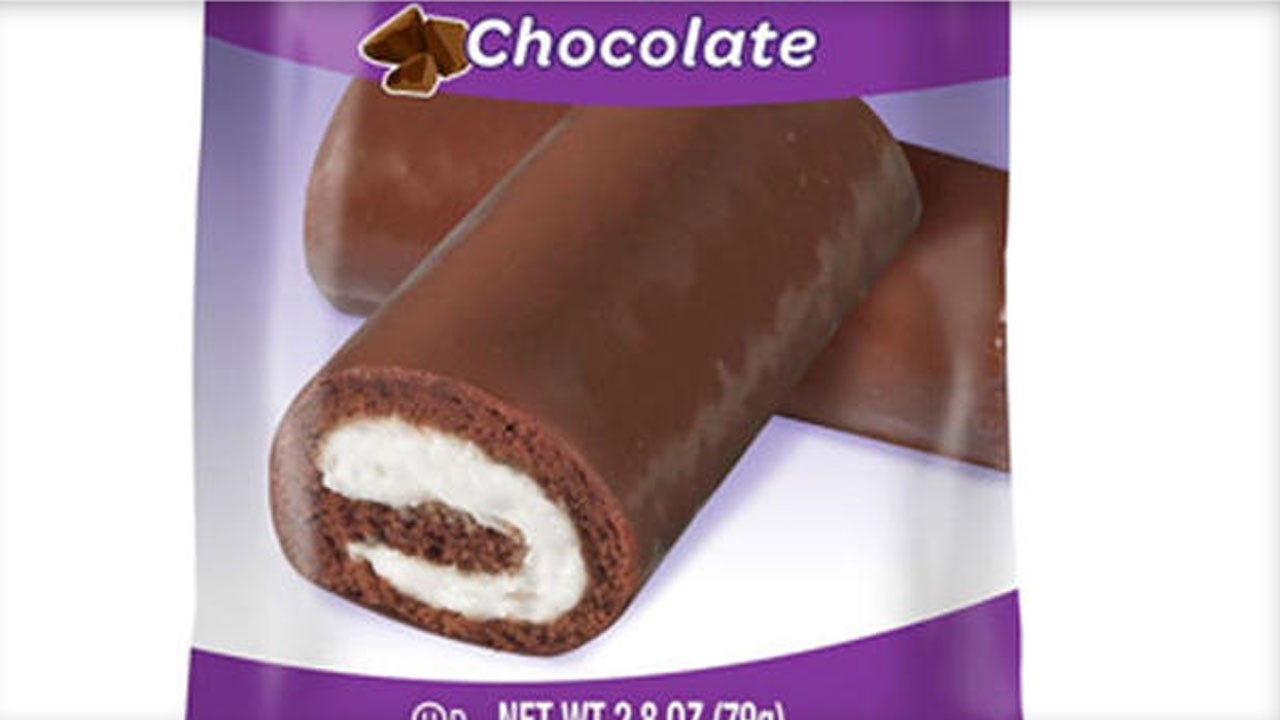 Swiss Rolls Recalled Over Potential Salmonella Contamination