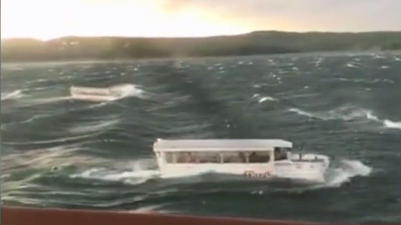 Tourist Boat Capsizes, Sinks On Missouri Lake, Killing 17
