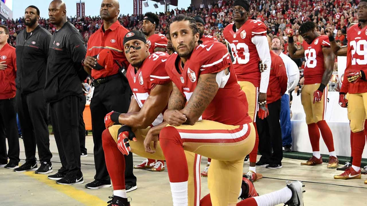 NFL Puts The Brakes On Policy Requiring Players To Stand For The National Anthem
