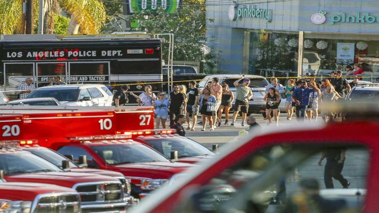 Grandmother Shot, Hostages Held At Supermarket; 1 Woman Dead