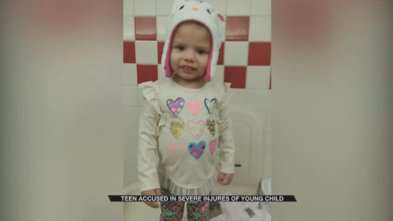 15-Year-Old Accused In Severe Injuries Of 3-Year-Old